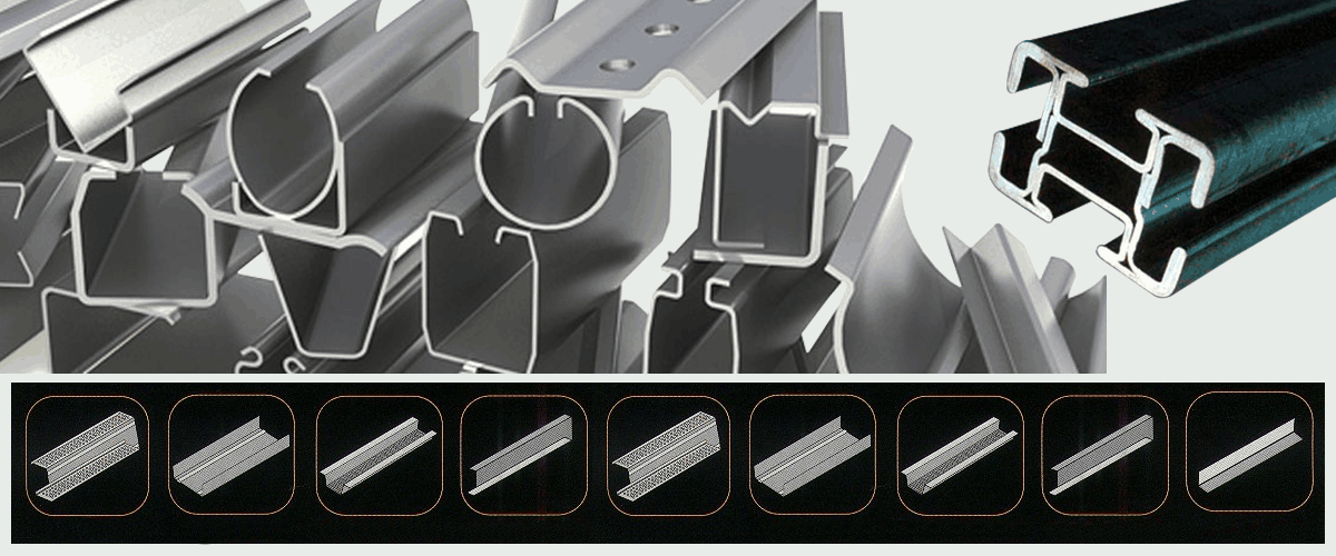 Roll Forming Section in India, Roll Forming in India