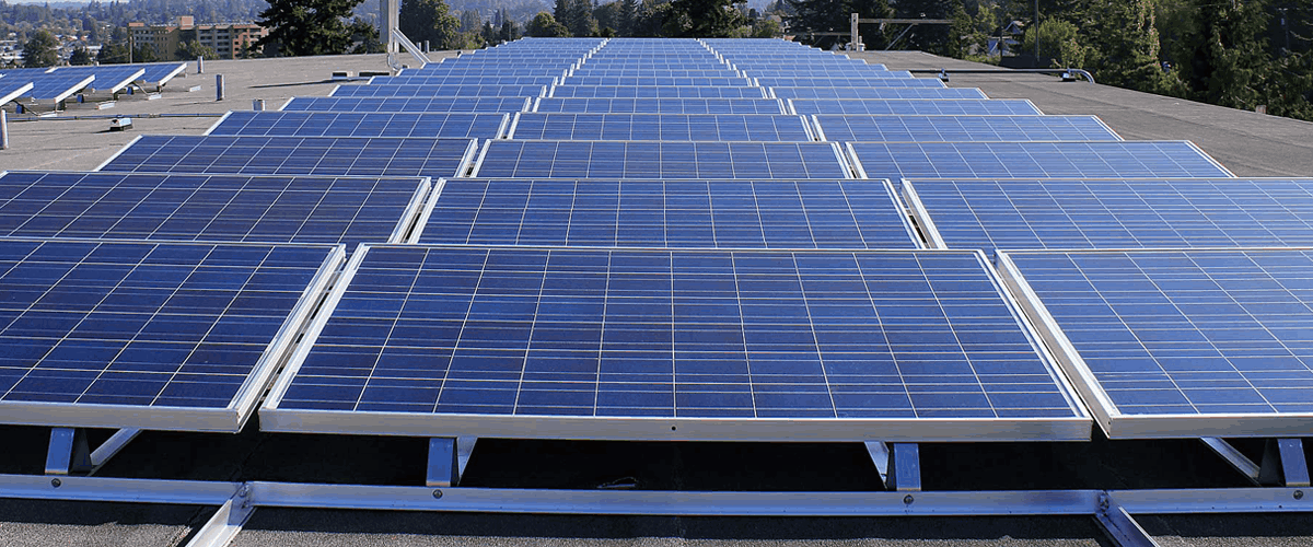 Solar Panel Mounting Structure in India, Solar Panel Structure in India